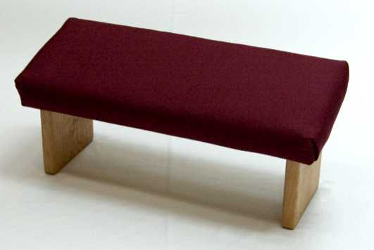 Bookstore: Gifts Meditation Bench 1